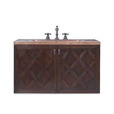 Cobre Wall Mounted 34 Single Bathroom Vanity