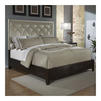 Manhattan King Upholstered Panel Bed