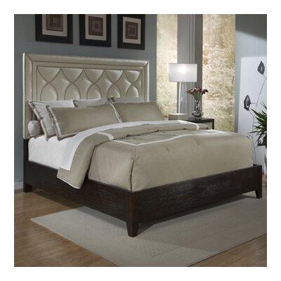 Manhattan King Upholstered Panel Bed