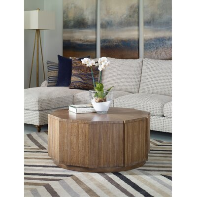 Decagonal Coffee Table