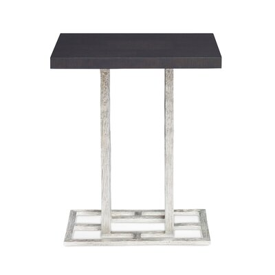 Tower Pull Up End Table