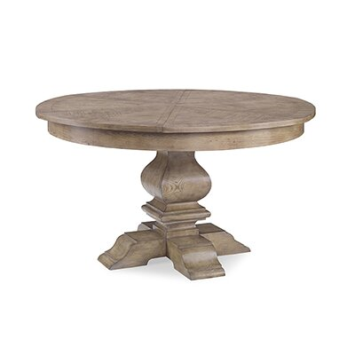 Edenborough Extendable Dining Table Color: Light Oak