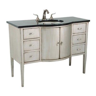 Sterling Bowfront 48 Single Bathroom Vanity