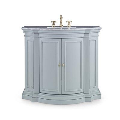 Conference 40 Single Bathroom Vanity Base Finish: Grey