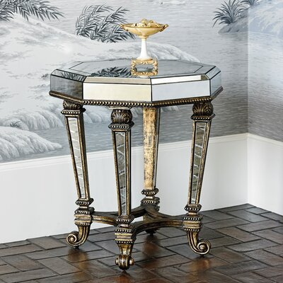 Voranado Octagonal End Table