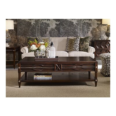 Spindle 2 Piece Coffee Table Set