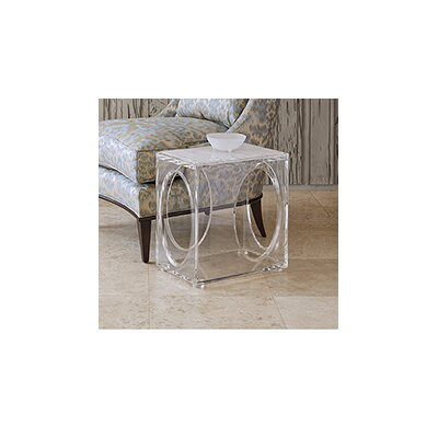 Ovoid End Table