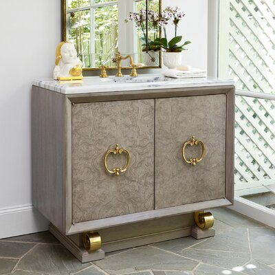 Moroccan 42 Single Bathroom Vanity