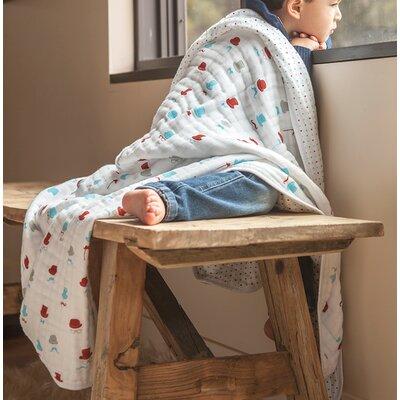 Muslin Snuggle Blanket SBMBK