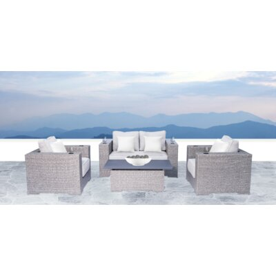 Percy 4 Piece Sofa Set