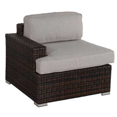 Archie 8 Piece Brown Deep Seating Group with Cushion