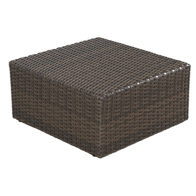 Arcole 7 Piece Resin Wicker Deep Seating Group with Cushion