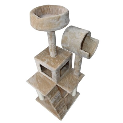 49 Tower Furniture Scratch Cat Condo