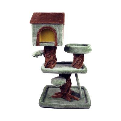 39 Special Robin Hood Tree House Cat Tree and Condo