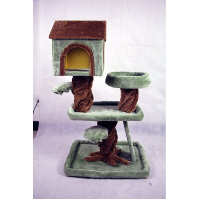 39 Special Robin Hood Cat Tree and Condo