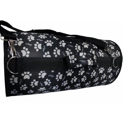 3-Window Foldable Pet Carrier Size: Large (10 H x 7 W x 20 L)