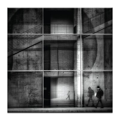 'The Berlin Way' Photographic Print on Canvas Size: 16