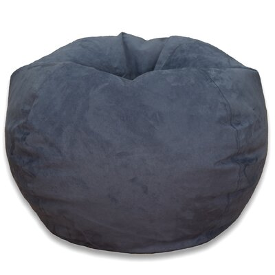 Bean Bag Chair Upholstery: Washed Blue