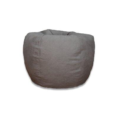 Bean Bag Chair Upholstery: Vintage Denim
