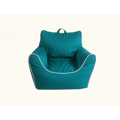 Bean Bag Chair Upholstery: Emerald