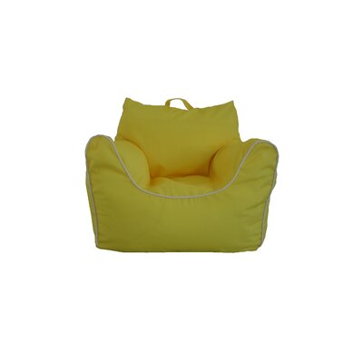 Bean Bag Chair Upholstery: Banana