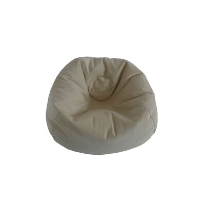 Bean Bag Chair Upholstery: Sand