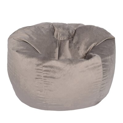 Bean Bag Chair Upholstery: Arabella Dove
