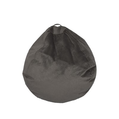 Bean Bag Chair Upholstery: Pewter