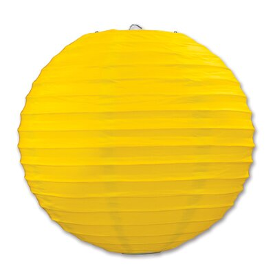 Paper Lantern Color: Yellow 54570-Y