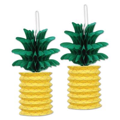 Pineapple Paper Lanterns 54247