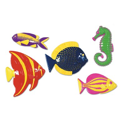 Plastic Tropical Fish 55176
