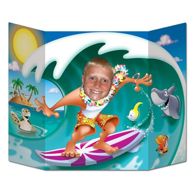 Surfer Dude Photo Prop 57998