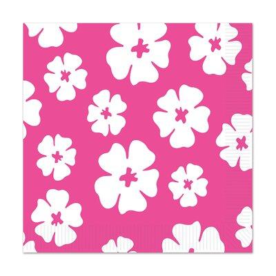 Hibiscus Luncheon Napkin 58174