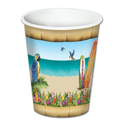 Paradise Beverage 8 oz. Everyday Cup 58205
