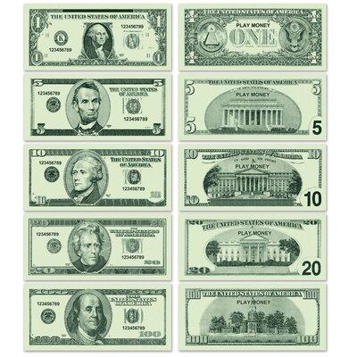 Casino 1 Pack Casino Play Money 52205