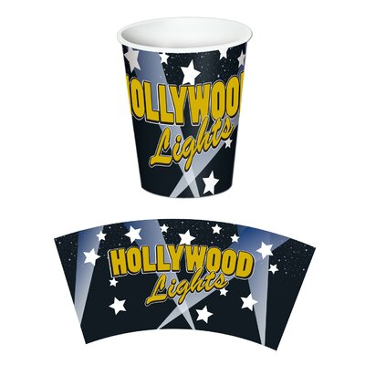 Awards Night Hollywood 9 oz. Light Beverage Cup 58210