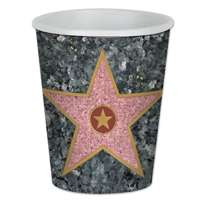Awards Night Star 9 oz. Beverage Cup (Set of 3) 58215