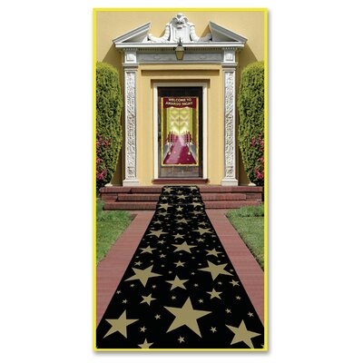 Awards Night Gold Star Runner Black/Gold