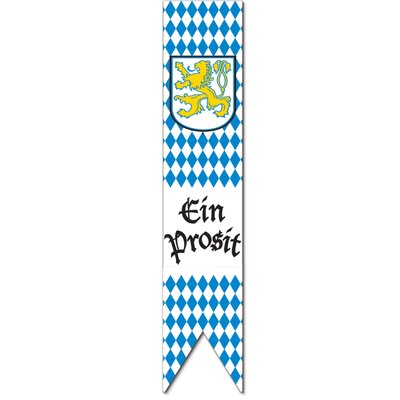 Jointed Oktoberfest Pull-Down Cutout (Set of 3) 55270