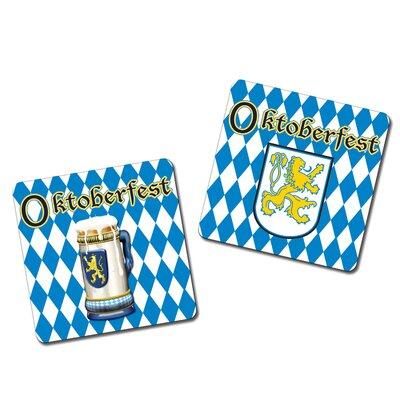 Oktoberfest Coasters (Set of 6) THLA7200 40479349
