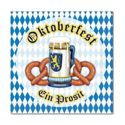 Oktoberfest Beverage Napkin (Set of 3) THLA7206 40479382