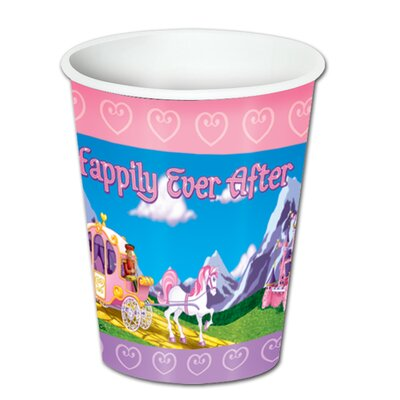 Princess 9 oz. Paper Everyday Cup (Set of 3) 58201