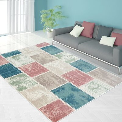 StonyPoint Vintage Area Rug Rug Size: 65 x 95
