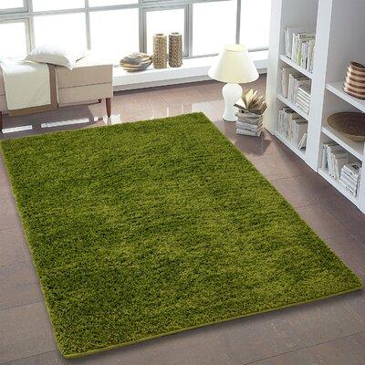 Truxton Sage Green Area Rug Rug Size: 39 x 55