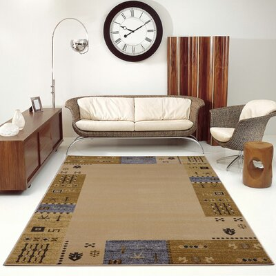 Celie Cream Area Rug Rug Size: Runner 27 x 91
