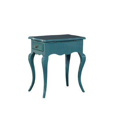 Gerod End Table with Storage