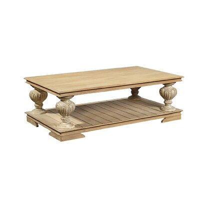 Taylors Coffee Table with Magazine Rack