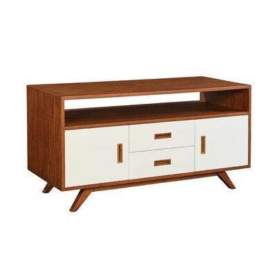 Kristofer Media 54 TV Stand