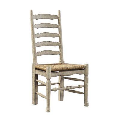 Brisbane Painted Ladderback Solid Wood Dining Chair (Set of 2)