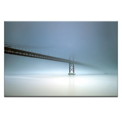'Submerged' Photographic Print on Wrapped Canvas Size: 20